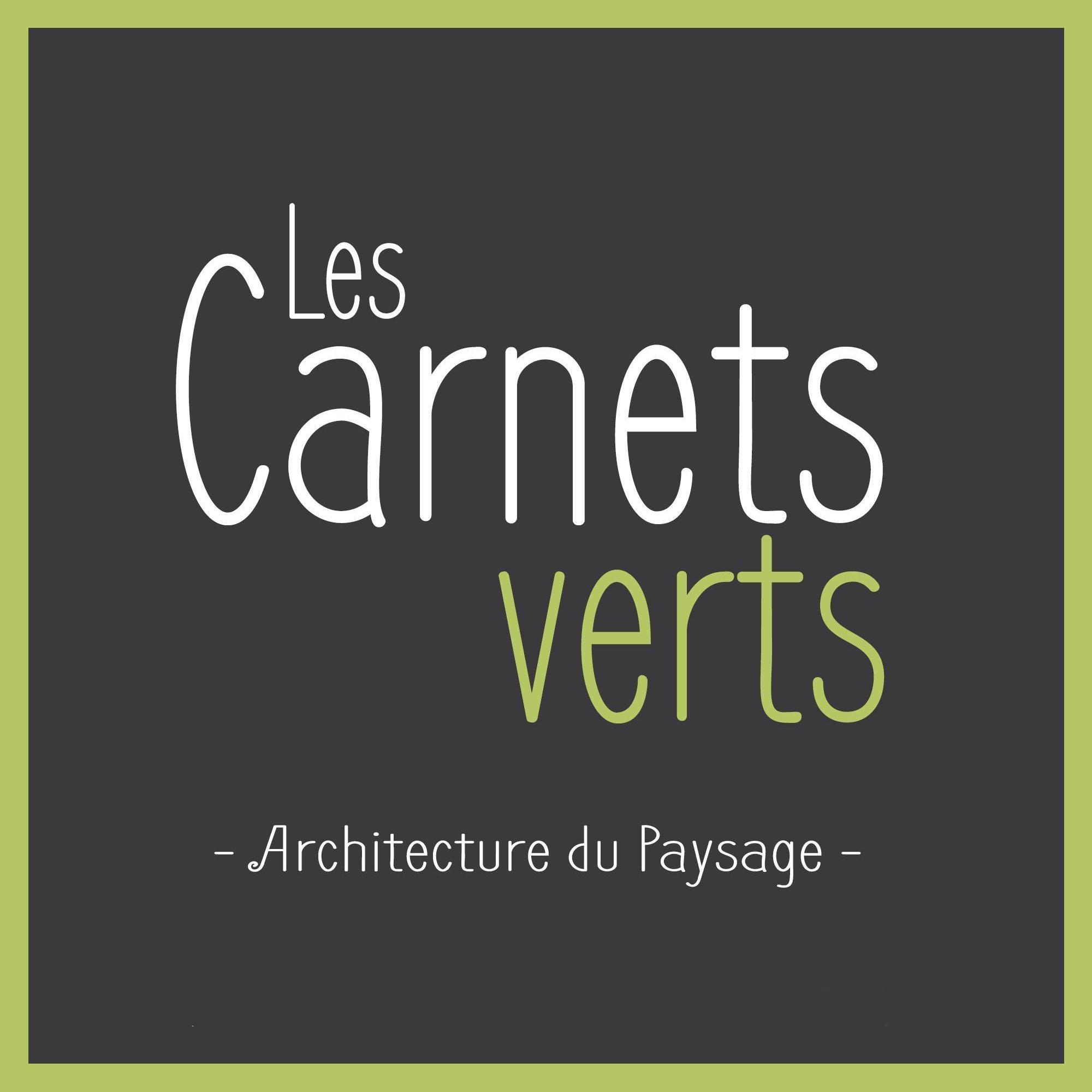 Les Carnets Verts Logo